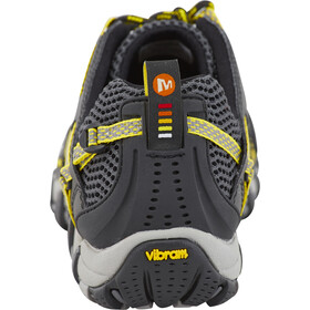Merrell Waterpro Maipo Shoes Men carbon/empire yellow